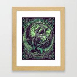 Est. 2011 Framed Art Print