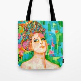 Kelsey Reyé Portrait of Lady Tote Bag