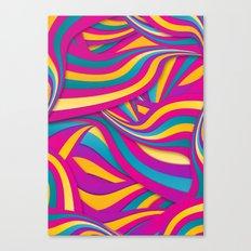 Too Bright Canvas Print