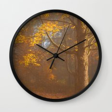The Road Home Wall Clock