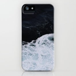 Paint like the Ocean iPhone Case