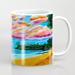 Pāʻia Bay Sunrise Coffee Mug