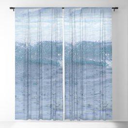 Open sea Sheer Curtain