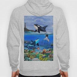 THE ORCA FAMILY Hoody