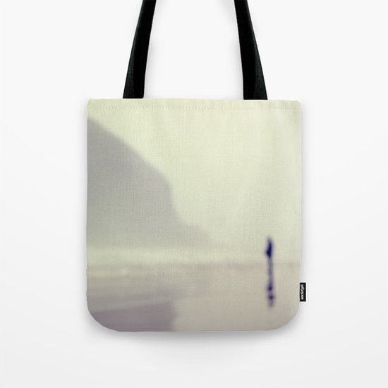 i saw you standing there Tote Bag