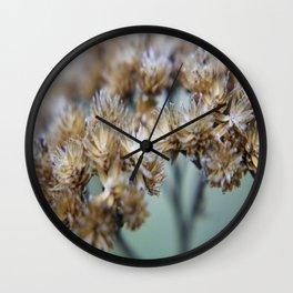 Dying Beauty Wall Clock