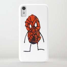 Superhero 3 iPhone Case