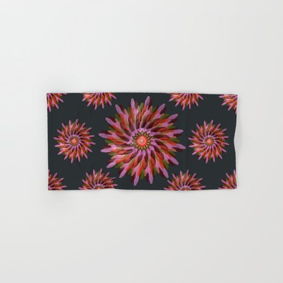 Falling Bloom Hand & Bath Towel