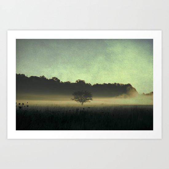 Early Morning Dreams Art Print