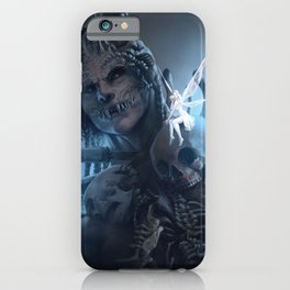 Tooth and Bone iPhone Case