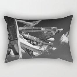Sky Sailing Rectangular Pillow