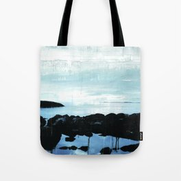 The ocean and me Tote Bag