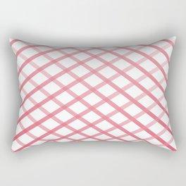 Ox Cross Stitch Rectangular Pillow