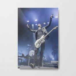 Placebo_01 Metal Print
