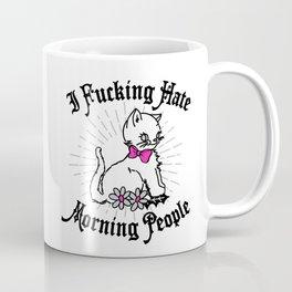 Jill Kargman Hostess Collection: Morning People Coffee Mug