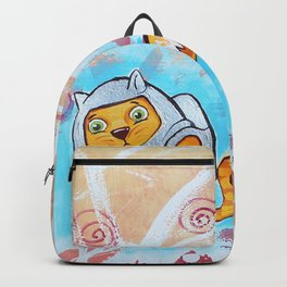 The Astronaute Backpack