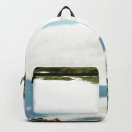 Liquid Sky Backpack