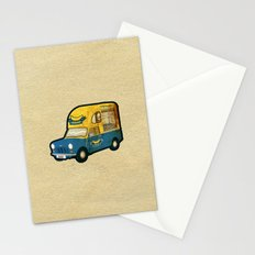 PEPISANG Banana Mobil Stationery Cards