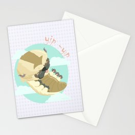Appa - Avatar the legendo of Aang Stationery Cards