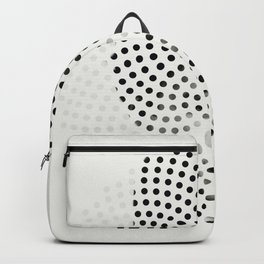 Optical Illusions - Iconical People 1 Backpack