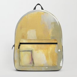 50 Shades of Grey and Yellow Backpack