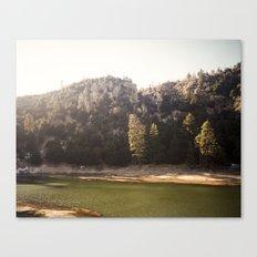 Crystal Lake, CA Canvas Print