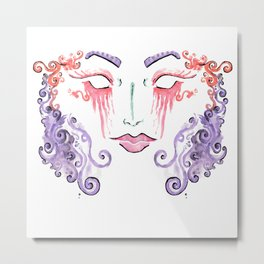 Aliena Metal Print