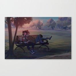 klance at dawn Canvas Print