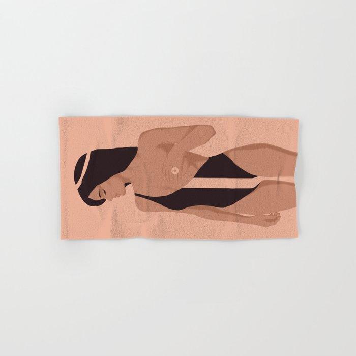 Sexy Girl  Hand & Bath Towel
