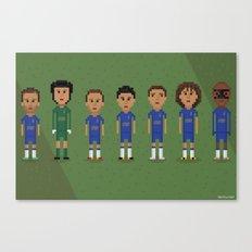 Chelsea FC 2013 Canvas Print