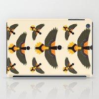 baltimore iPad Cases featuring Baltimore Oriole  by Alysha Dawn