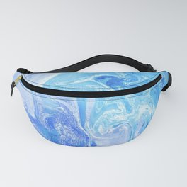 Unicorn Watercolor Fanny Pack