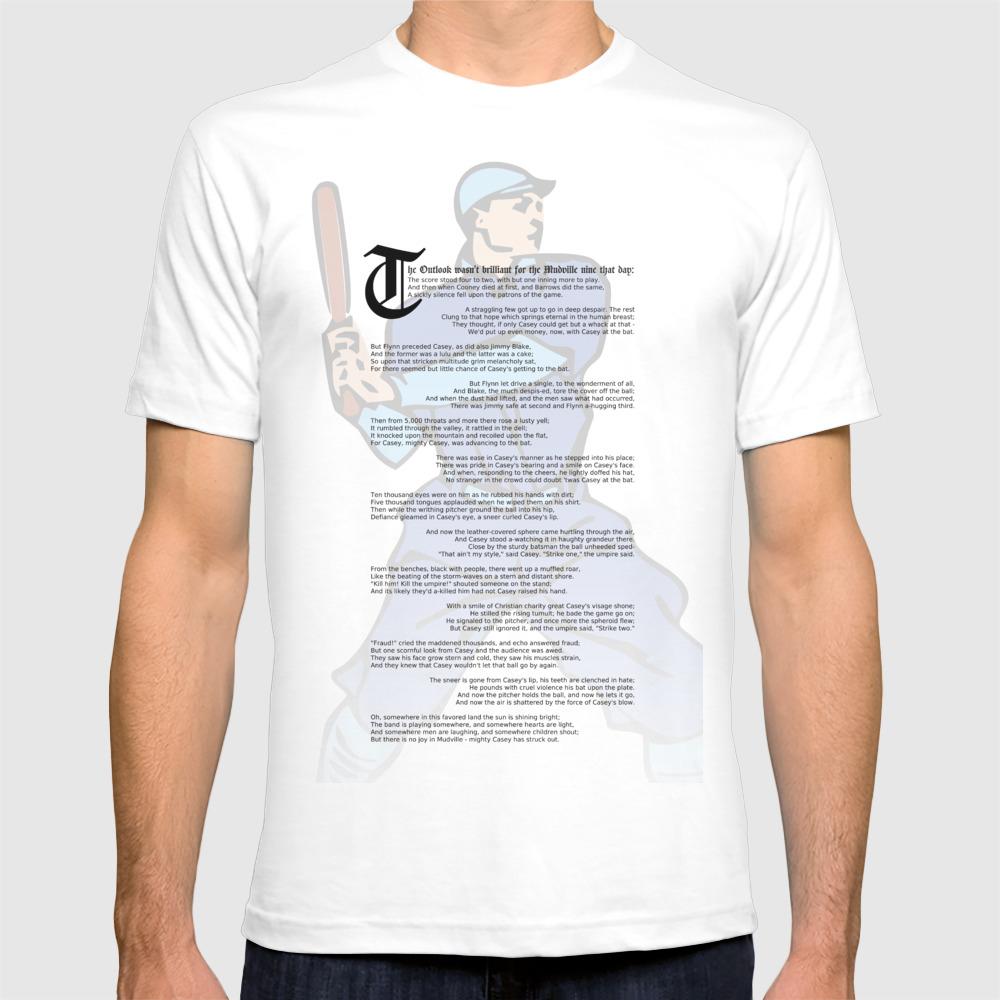Casey at the Bat T-shirt