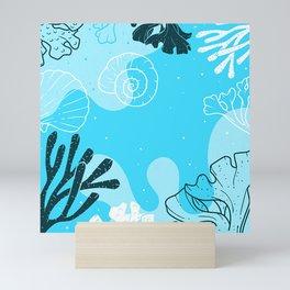 Seafloor Mini Art Print