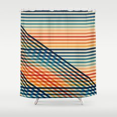 OvrlapToo Shower Curtain