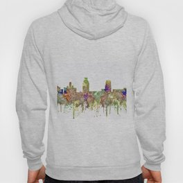 Camden, New Jersey Skyline SG - Faded Glory Hoody
