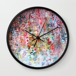 All of It Wall Clock