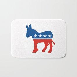 democrat party Bath Mat