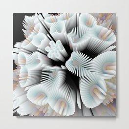 Random 3D No. 415 Metal Print
