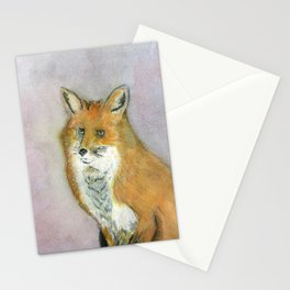 Frustrated Fox Stationery Cards