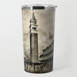 Vintage Venice Travel Mug