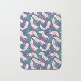 Axolotls Bath Mat