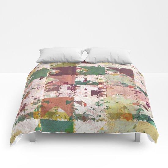 Aztec Vintage Pattern 12 Comforters