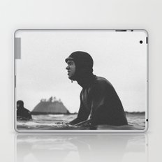 Surfing La Push, Washington USA Laptop & iPad Skin