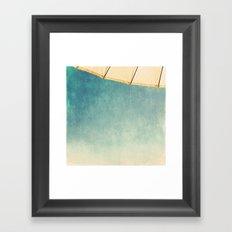 um.brel.la Framed Art Print