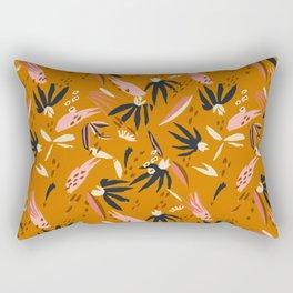 ADOBO GARDEN OCHRE Rectangular Pillow