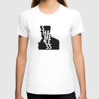 shameless T-shirts featuring Shameless by trenchcoatandimpala
