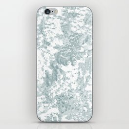 Country Blue and White iPhone Skin