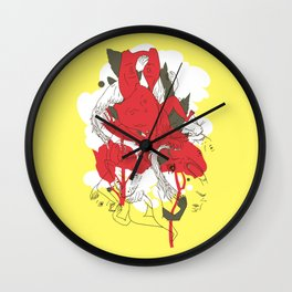 Madness Wall Clock
