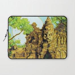 Threshold Guardian - Mythic Fantasy Laptop Sleeve
